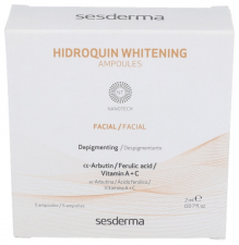 Hidroquin Whitening Ampoules 5Amp. - Sesderma