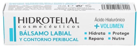 Hidrotelial Balsamo Reparador De Labios 15 Ml - InifarcoCosmeceuticals