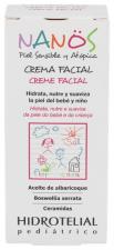 Hidrotelial Nanos Crema Facial Pieles Sensibles Y Atopicas 50 Ml - Varios
