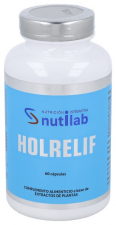 Holrelif 60 Cápsulas Nutilab - Varios
