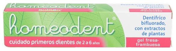 Homeodent-2 Pasta Dental Bifluorada 50 Ml Gel Fr - Boiron