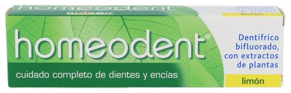Homeodent-2 Pasta Dental Limon 75 Ml