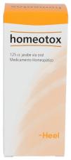 Homeotox 125 ml jarabe | Farmacia Ribera Online
