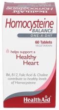 Homocisteína Comprimidoslex 60 Comprimidos - Health Aid