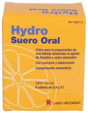 Hydro Suero Oral 8 Sobres 5,4 G - Casen Fleet
