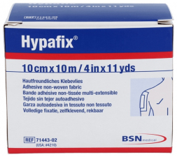 Hypafix Lamina Adhes 10  Cm X10 M - BSN MEDICAL