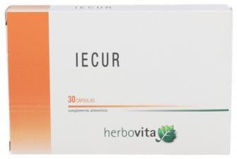 Iecur 30 Capsulas Herbovita