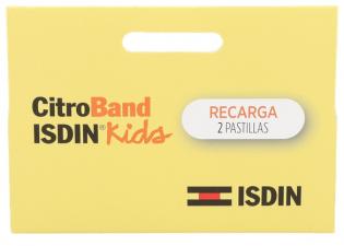 Isdin Citroband Kids Recarga 2 Pastillas - Isdin