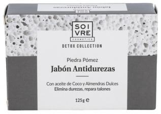 Jabon Soivre Antidurezas Con Piedra Pomez 125 Gr - Farmacia Ribera