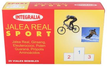 Jalea Real Sport 20Amp.