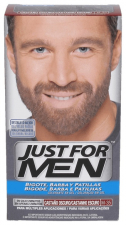 Just For Men Bigote Y Barba 100 Cc Castaño Oscur - Combe