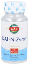 Kal-N-Zyme 100Tabletas Solaray