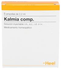 Kalmia compositum 5 ampollas 2,2 ml