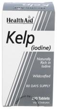 Kelp noruego 240 Comprimidos - Health Aid