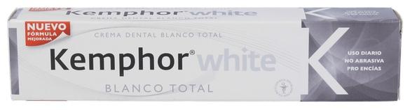 Kemphor Crema Dental Blanco Total 75 Ml - Kemphor
