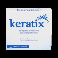 Keratix Solucion 25% Salic + 36 Parches Adh