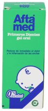 Kern Aftamed Gel Oral Primeros Dientes 15 Ml - Farmacia Ribera