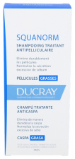 Kertyol Squanorm  Champu Ducray 200 Ml - Pierre-Fabre