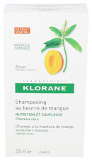 Klorane Champu Mango Nutritivo - Pierre-Fabre