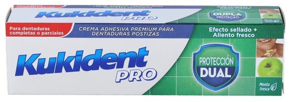 Kukident Pro Aliento Fresco + Efecto Sellado 40