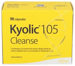 Kyolic 105 Cleanse 90 Cápsulas - Farmacia Ribera