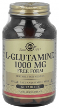 L-Glutamina 1000Mg 60 Tabletas Solgar