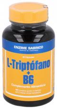L-Triptofano 500Mg 45 Capsulas Enzime