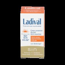 Ladival Antimanchas Cover Protec + Delentigo Fps 50 + Stick 4Ml