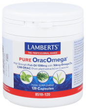 Lamberts Orac Omega Pure 120 Capsulas