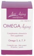 Lavigor Antiaging Omega Aging 30 Perlas - Farmacia Ribera