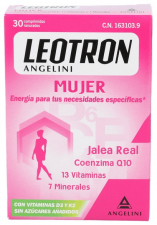 Leotron Energy Beauty 24 Comprimidos