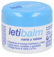 Letibalm Balsamo Reparador Nariz/Labios Tarro - Leti