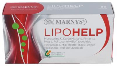 Lipohelp 60 Cap.  - Marnys