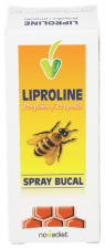 Liproline Spray Bucal Propoleo 15 Ml.