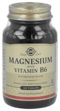 Magnesio B6 100 Comp Solgar - Solgar