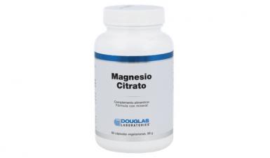 Magnesium Citrate 90 Cápsulas Douglas