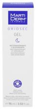 Martiderm Driosec Antitranspirante Gel 75 Ml Man - Farmacia Ribera