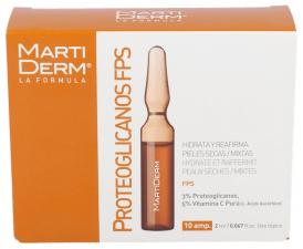 Martiderm Ampollas Proteoglicanos Fps 15 - Farmacia Ribera