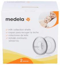 Medela Copas Recogida De Leche 2Unidades - Farmacia Ribera