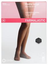 Media Larga (A-F) Comp Normal Farmalastic Blonda - Cinfa