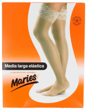 Media Larga (A-F) Comp Normal Maries Blonda Calibrada Beige T- 6 - Laboratorios Milo
