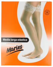 Media Larga (A-F) Comp Normal Maries Blonda Negr - Varios