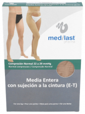 Media Larga (A-F) Compresión Normal Medilast Dcha Talla Pequeño - Farmacia Ribera