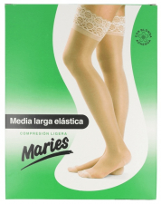 Media Maries Larga Blonda 70 Beig 2 - Farmacia Ribera