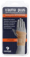 Medilast Muñequera Metacarpiana Beige Truma Plus Unica - Farmacia Ribera