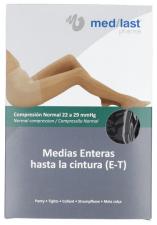 Medilast Panty T Med Negro R 101 - Medilast