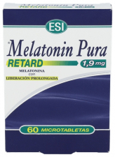 Melatonin Pura Retard 1.9Mg 60 Microtab. Esi