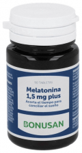 Melatonina 1,5Mg. Plus 90 Comp. - Bonusan