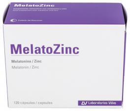 Melatozinc 120 Capsulas - Varios