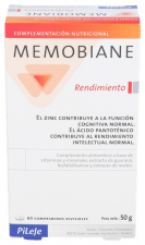 Memobiane 60 Comprimidos - Pileje